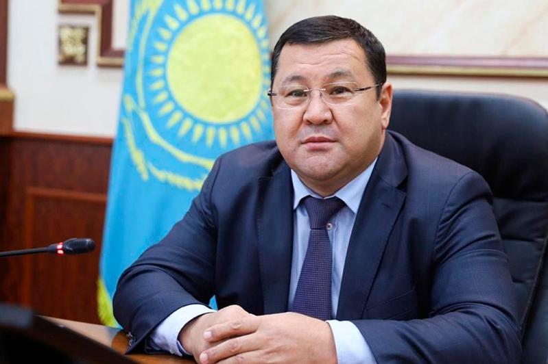 «Алматы су» мемлекеттік коммуналдық кәсіпорынына жаңа басшы тағайындалды