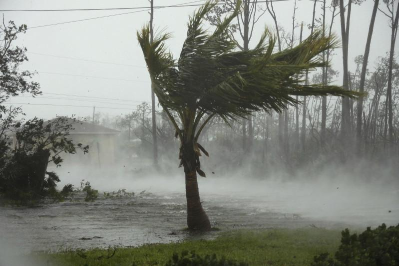 Из-за урагана «Дориан» на Багамах погибли 5 человек
