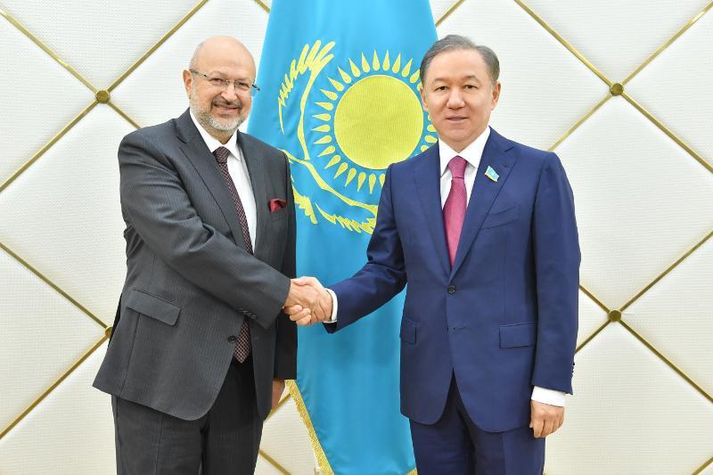 Нурлан Нигматулин: Казахстанская модель межэтнического согласия может служить примером для других стран