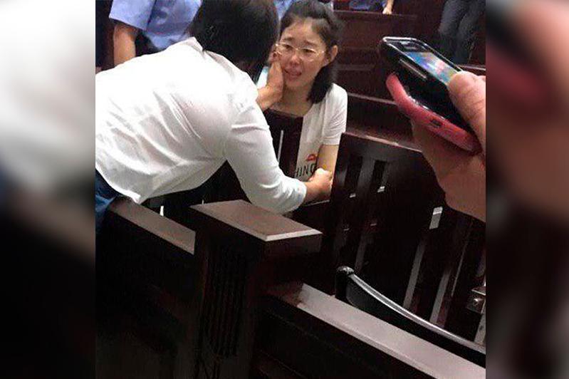 Судебное заседание по делу Акжаркын Турлыбай прошло в Гуанчжоу