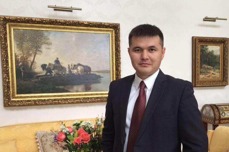 Нұртас Солтанұлы «Altai» телеарнасының директоры болып тағайындалды