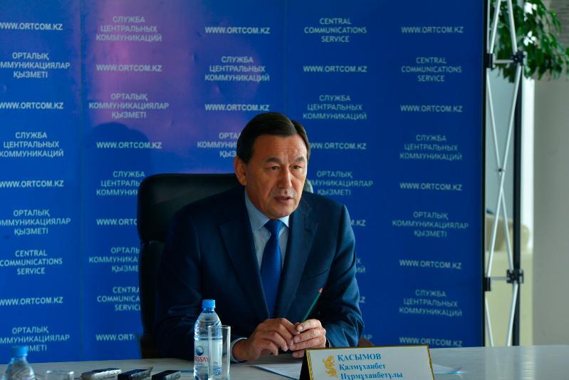Совбез рассмотрел актуальные проблемы информационной безопасности РК