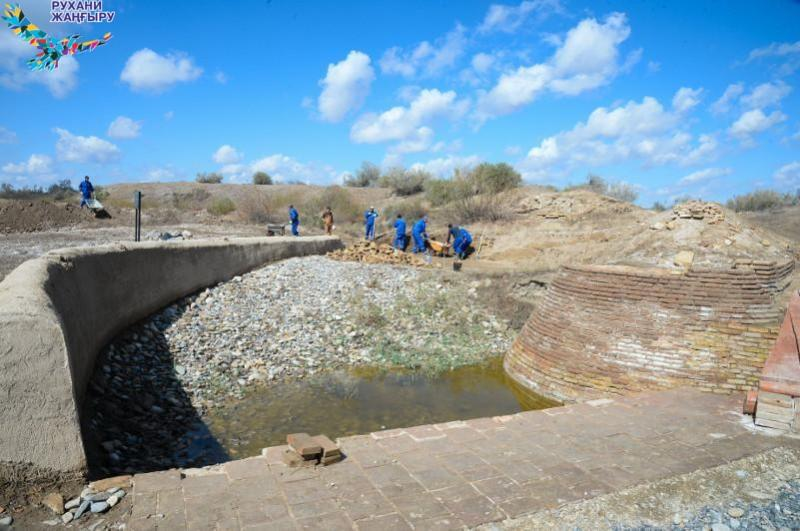 Сығанақты зерттеуге өзбек археологтары да қызығушылық танытты