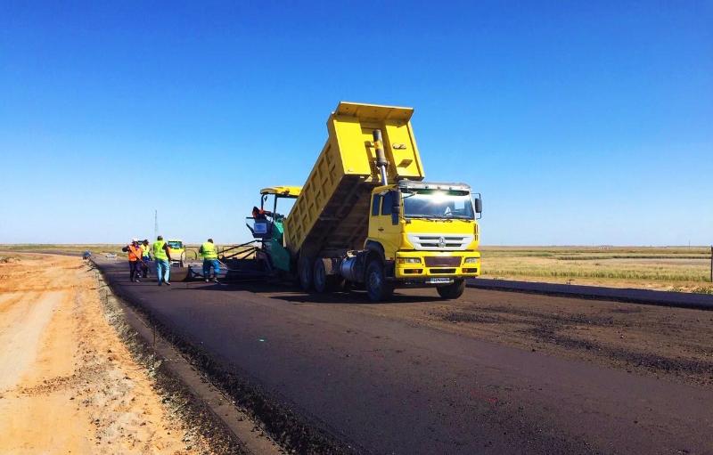 Запущена объездная автодорога Актобе – Атырау
