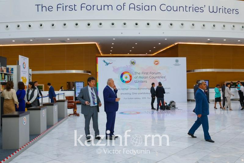 Image result for asian writers forum kazakhstan