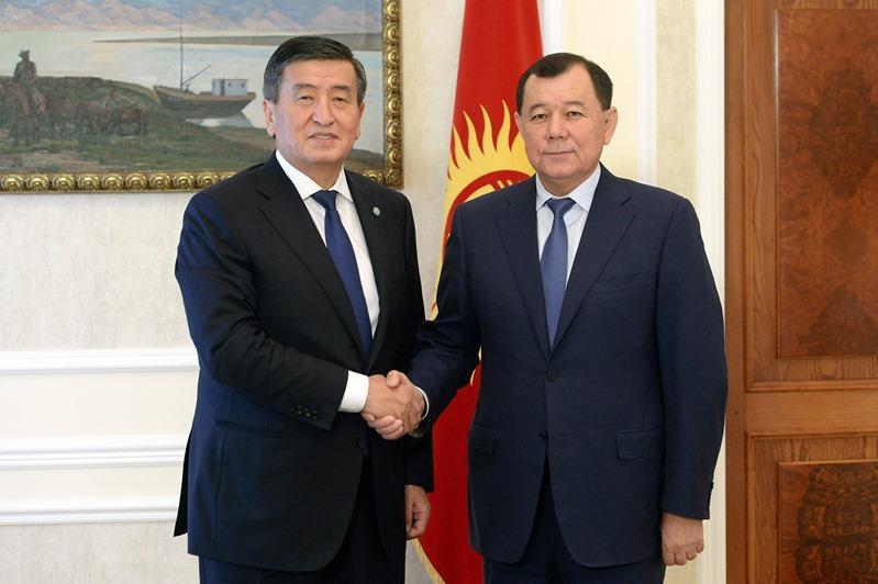 КаримКокрекбаевзавершил дипломатическую миссию в Кыргызстане
