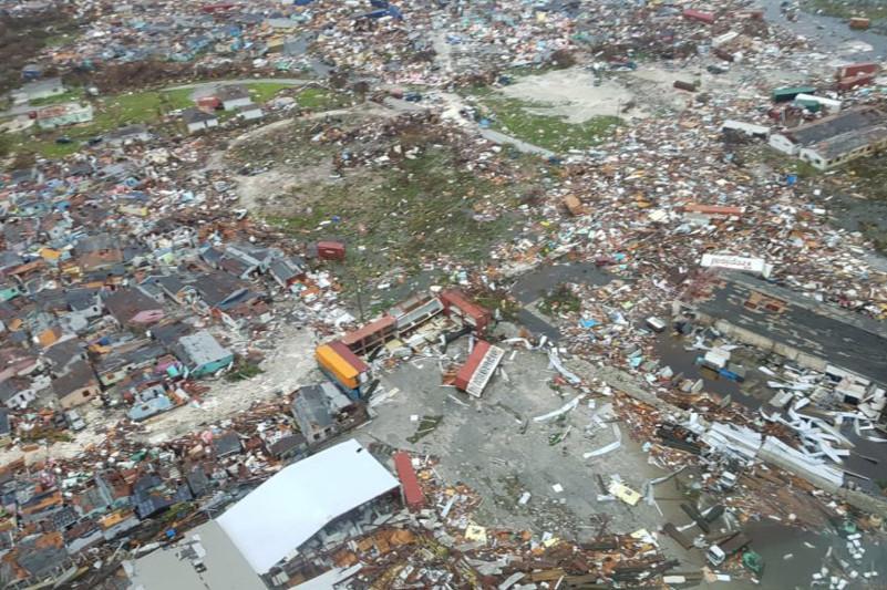 Число жертв урагана «Дориан» возросло