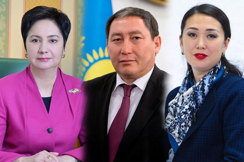 三位马吉利斯新议员宣誓就职