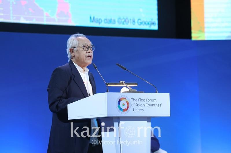 Малайзия жазушысы «Азия авторлары қауымдастығын» құруды ұсынды
