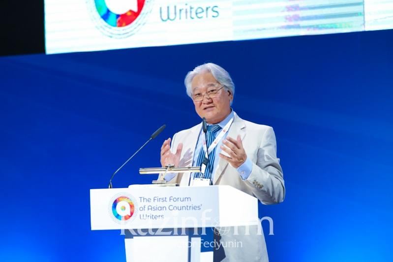 Nobel Prize candidate urges to create fund to support Asian writers