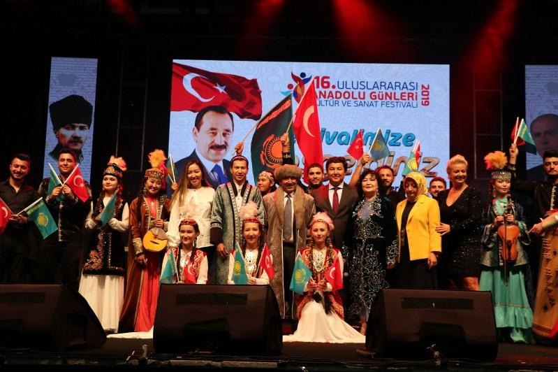Kazakhstan Days held in Ankara