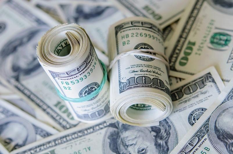 今日美元兑坚戈终盘汇率1:388.20