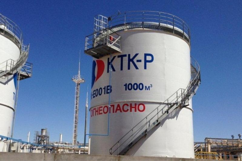 КТК увеличил в январе-августе экспорт нефти на 3,3%