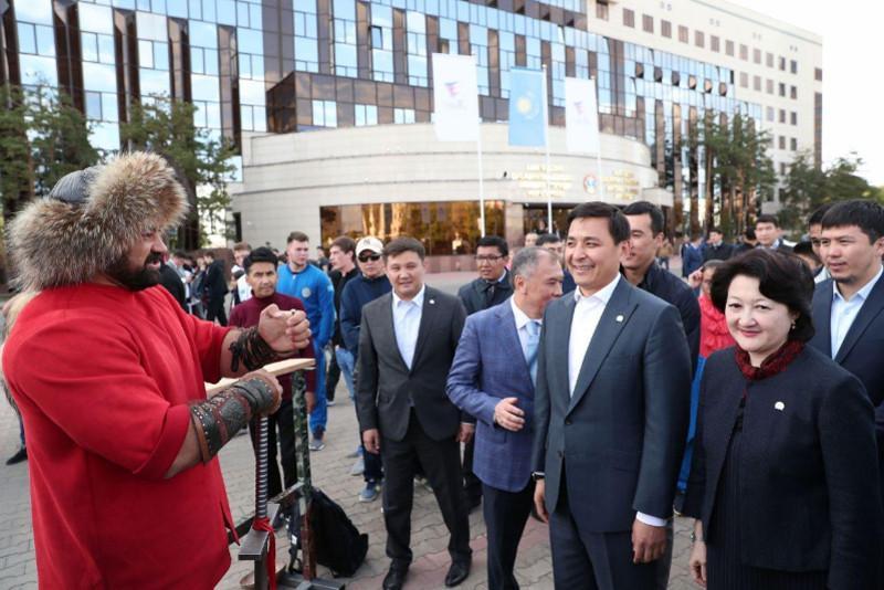 Qazaqstan Jastar Fest kicks off in Kazakh capital
