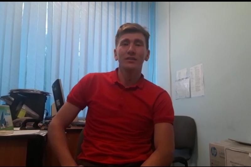 Алматы облысында «ток ұрған» жігіт оқиғаның қалай болғанын айтып берді