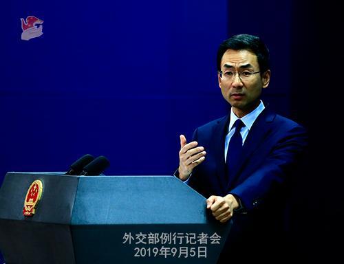中国外交部:中方高度重视托卡耶夫总统首次对华进行国事访问