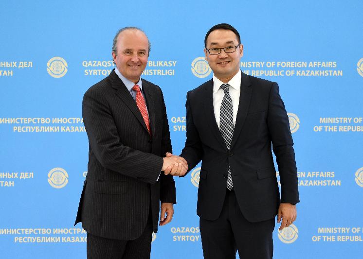 В Нур-Султане прошел очередной раунд казахстанско-чилийских политических консультаций