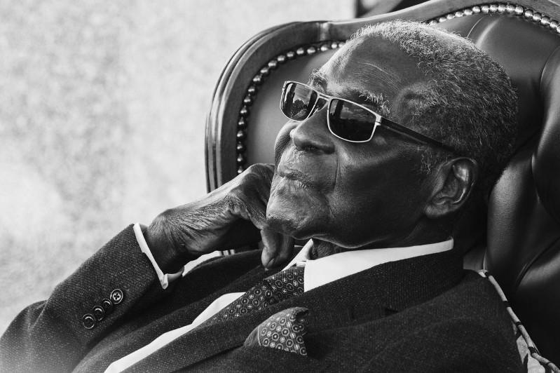 Свергнутый президент Зимбабве Роберт Мугабе умер