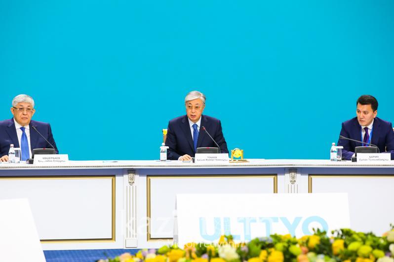 Касым-Жомарт Токаев: Пустые обещания – удел посредственных политиков