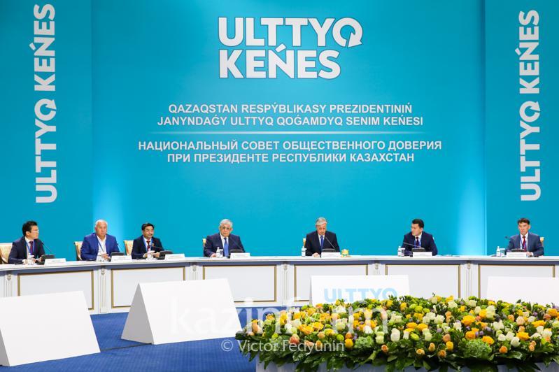 托卡耶夫:每一个公民的利益都至关重要
