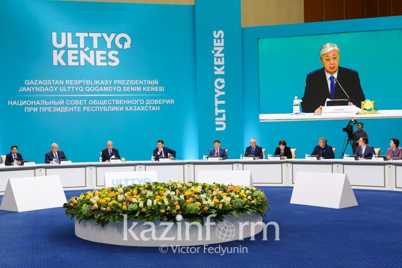 托卡耶夫:应依靠深思熟虑的政策和务实的目标
