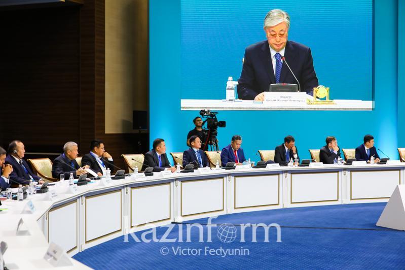 Қасым-Жомарт Тоқаев: Кеңес мүшелері нағыз отаншыл әрі интеллектуал азаматтар