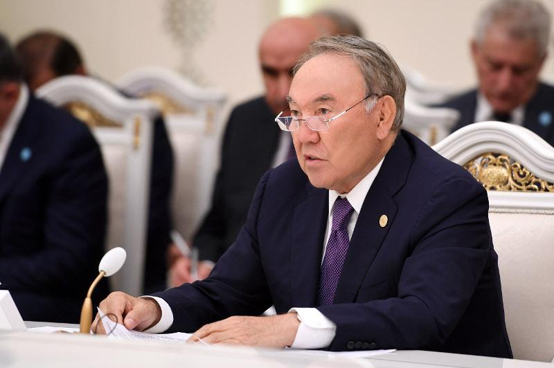 Нұрсұлтан Назарбаев жұмыс сапарымен Ресейге барады