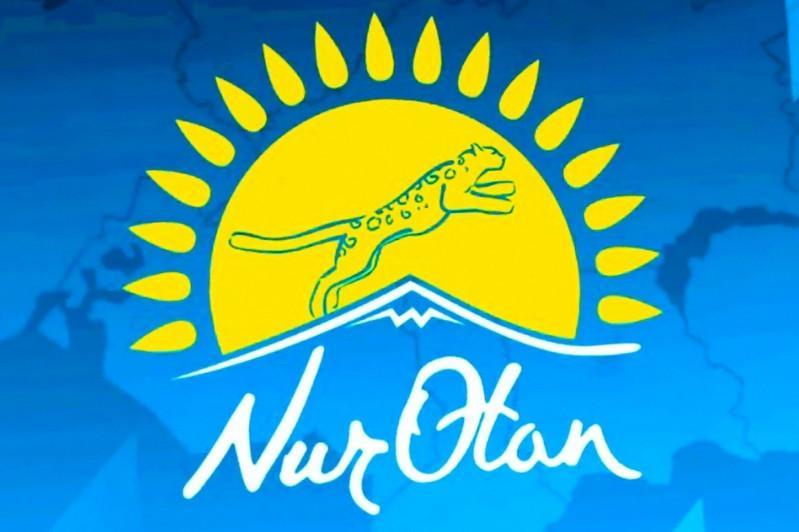 Түркістан облысында «Nur Otan» қызметкерлері халықпен сөйлесу мәдениетіне үйренуде