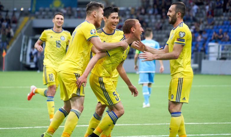 2020年欧洲杯预选赛:哈萨克斯坦客场战平塞浦路斯