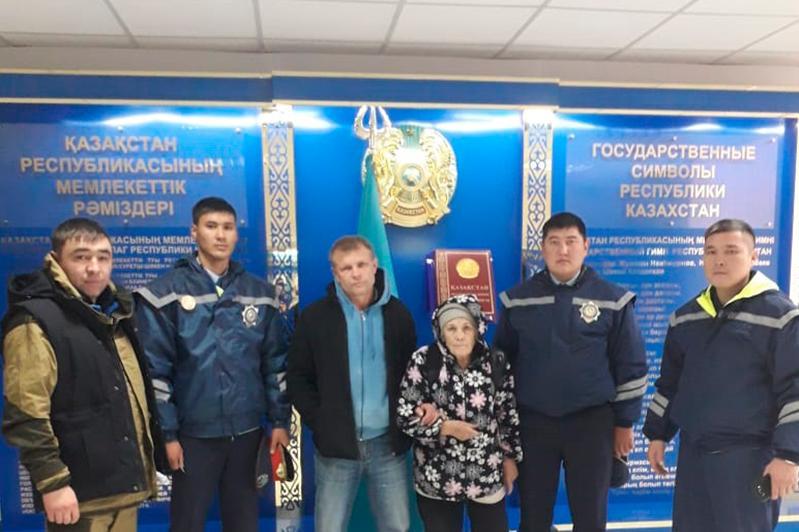 76-летняя жительница Щучинска ушла за грибами и заблудилась