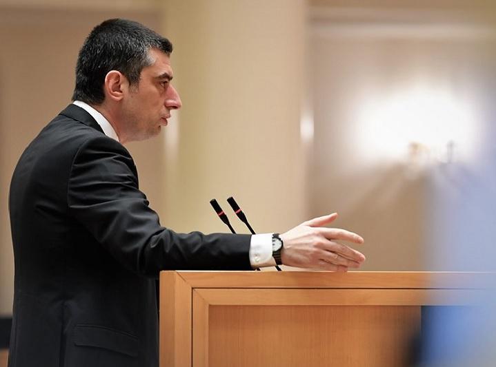Грузияда жаңа премьер-министр