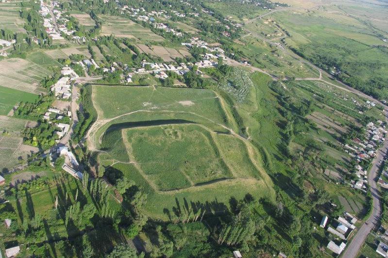 江布尔州行政区划面积扩增1090公顷
