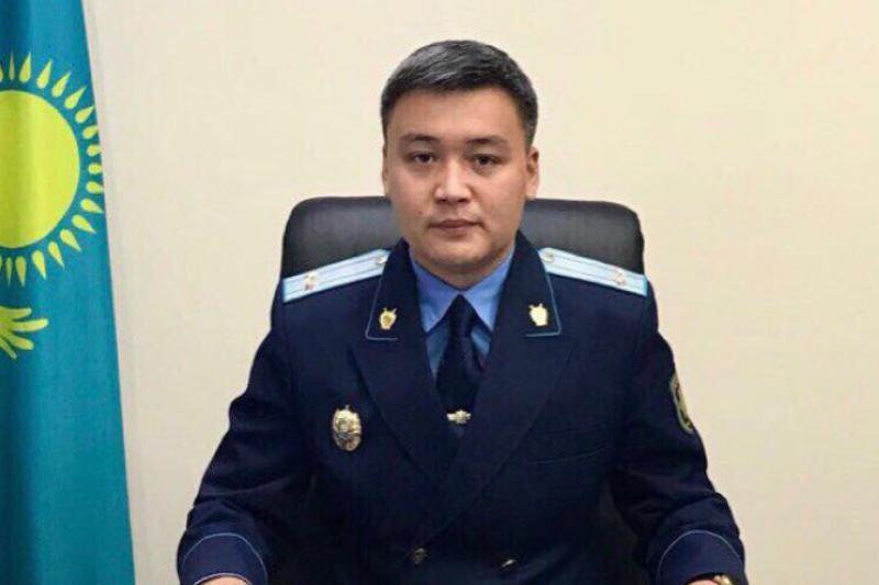 Назначен прокурор Тараза