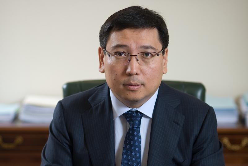 Ерболат Досаев назвал сроки переезда Нацбанка в столицу