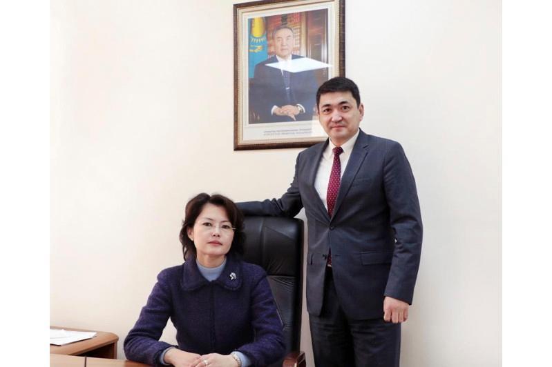 教科部任命国际项目中心主任