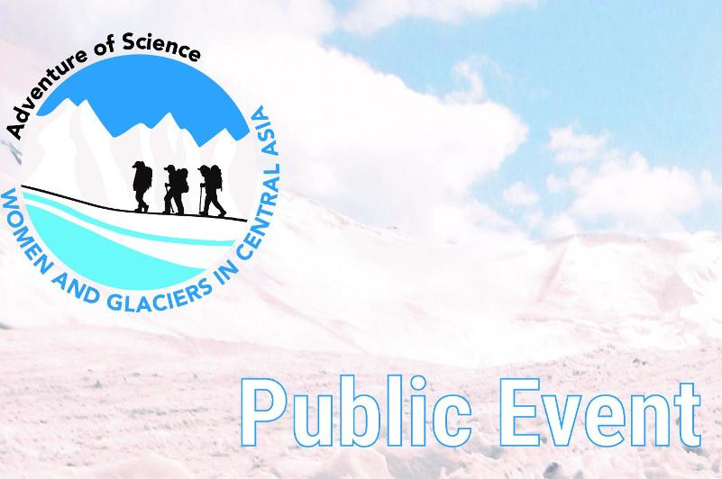 Speaker session on female glacier expedition to take place