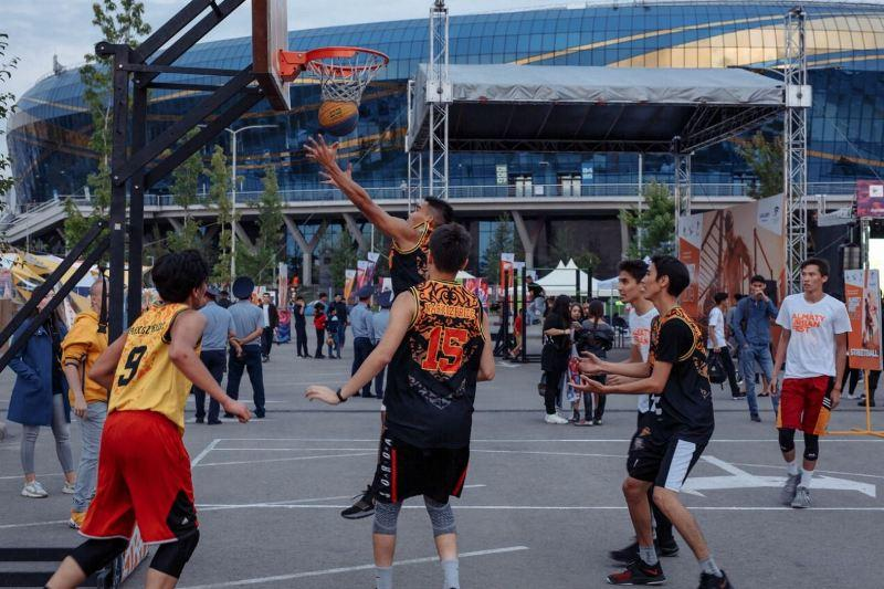 10 мыңнан астам адам «Almaty Urban Fest» фестиваліне жиналды