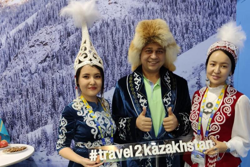 哈萨克斯坦参加2019马来西亚国际旅游展