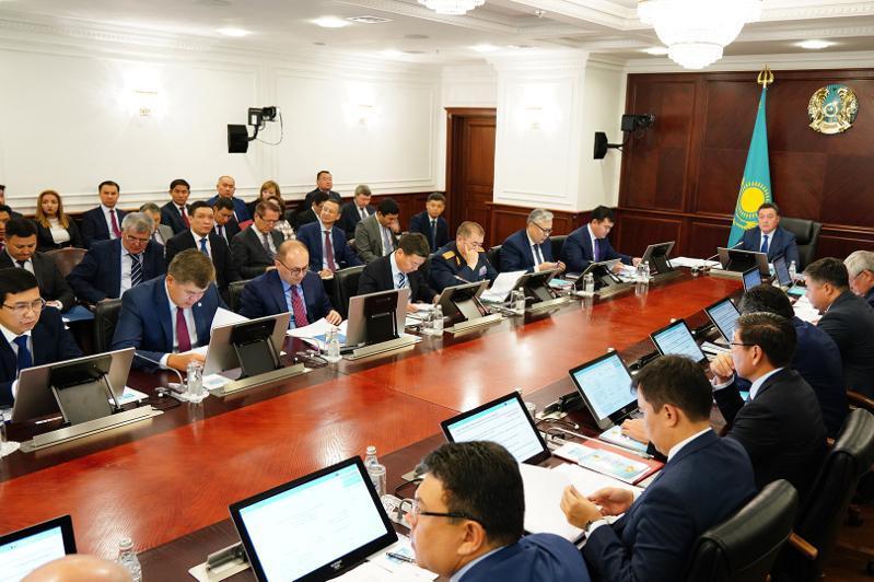 Правительство приняло проект Общенационального плана по реализации Послания Президента