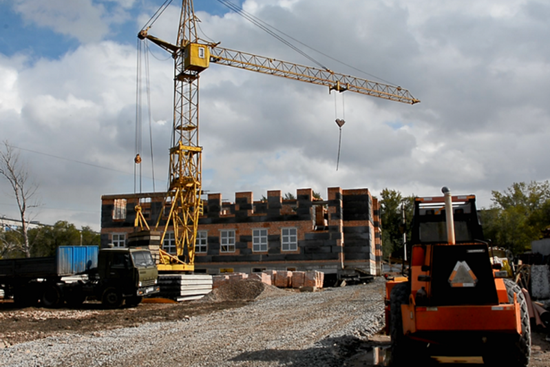 Строительство новой поликлиники завершится в Темиртау в декабре