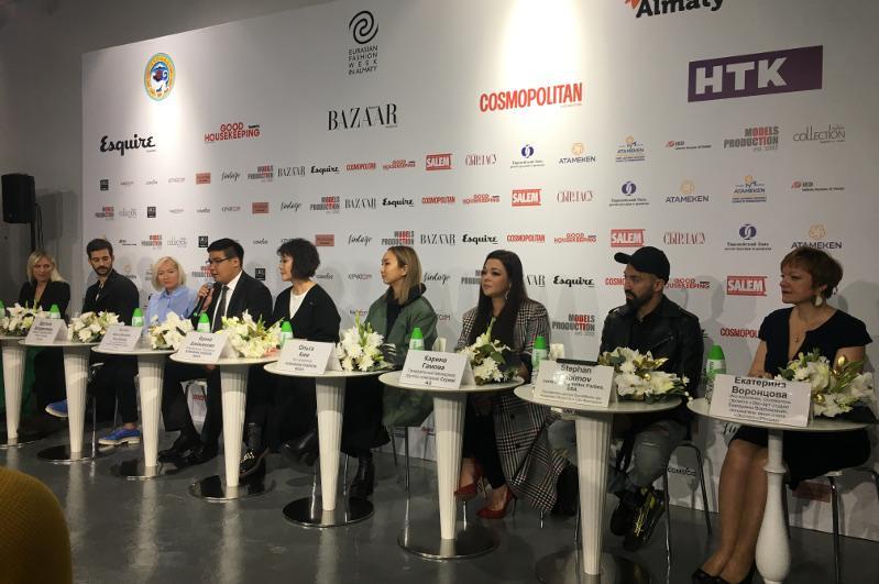 Евразийская неделя моды впервые стартовала в Алматы