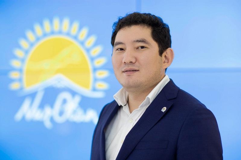 Шынгыс Нурланов возглавил Школу политменеджмента партии «Nur Otan»