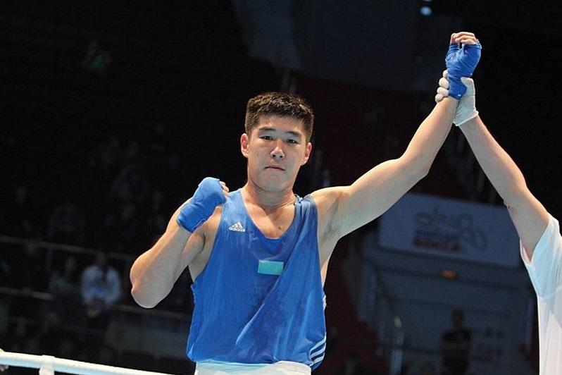 Бекзат Нурдаулетов одержал победу на ЧМ по боксу