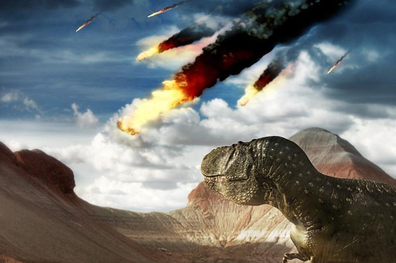 U.S. scientists find rocks that record first moments of dinosaur extinction