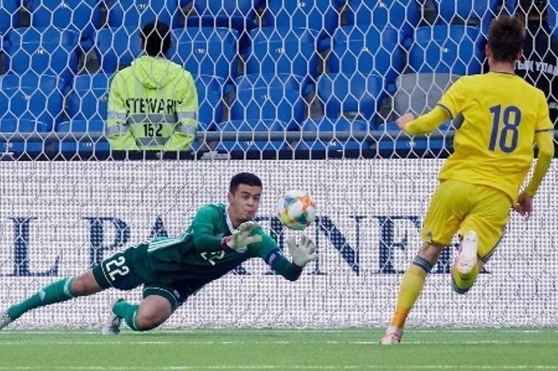 Молодежная сборная Казахстана по футболу проиграла Израилю