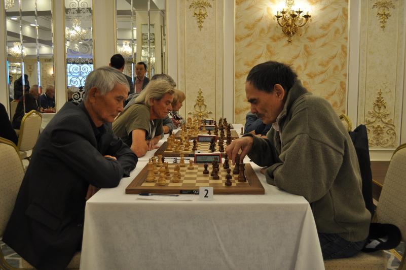 Шахматтан Азия чемпионаты: Медальдардың барлық топтамасын қазақстандықтар иеленді