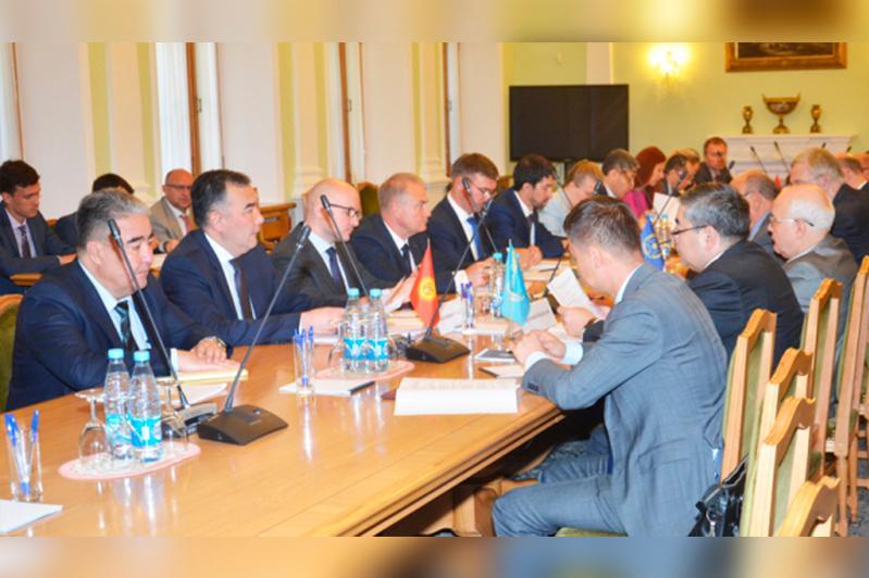 CSTO holds consultations on UNGA agenda