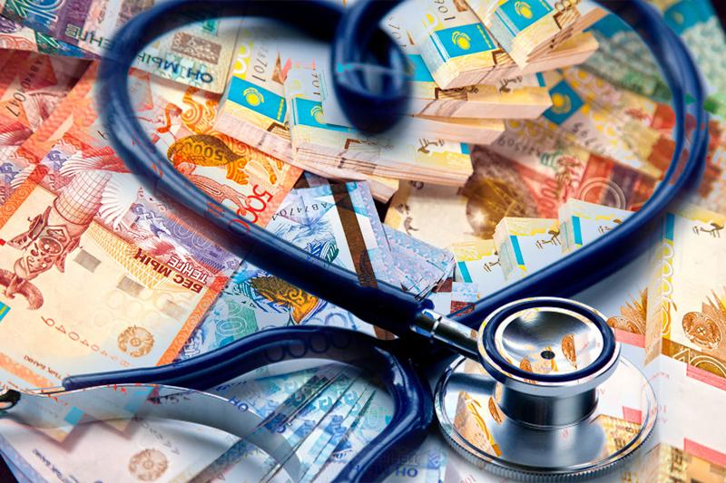Более 42 млрд тенге поступило в Фонд социального медицинского страхования от Алматы