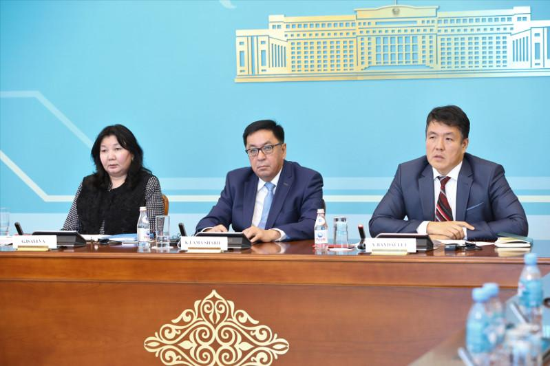 Outcomes of IOFS GA's 2nd session discussed in Nur-Sultan