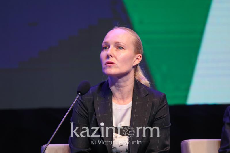 Astana Media Week: как стать успешным на рынке киноиндустрии, рассказала эксперт